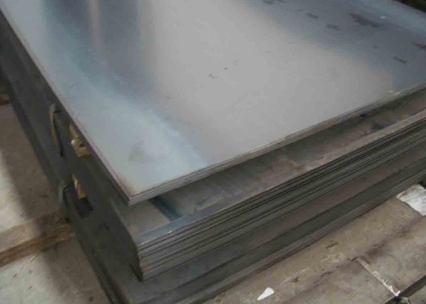 A573 Steel Plate Processing