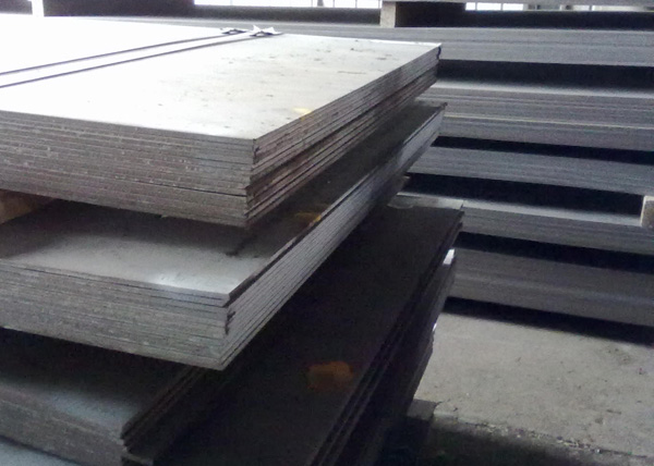 A656 Steel Plate for Rolling
