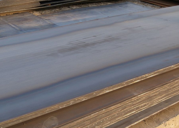 A678 Steel Sheet Fabrication