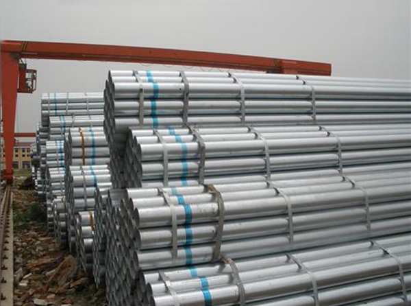 Galvanising Steel Pipe