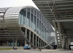 Steel Structure Buildings Development Over The World