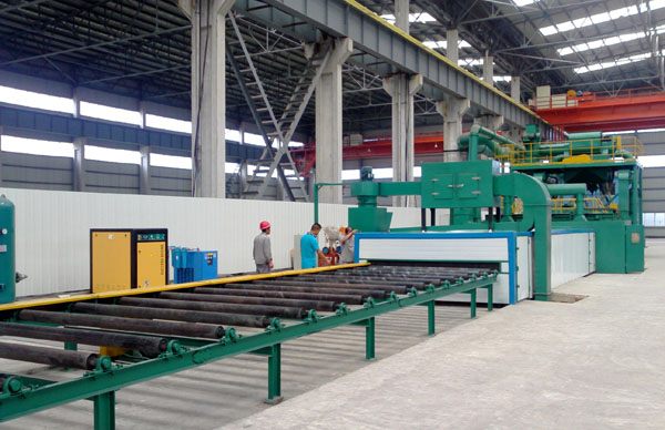 Steel Sheets Pretreatment Line