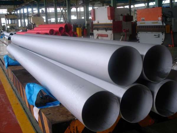 Austenitic Stainless Steel Welded Pipe Manufacture