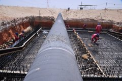 Pipeline Pipe Construction Features For Developing Countries